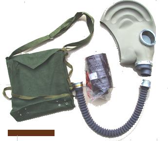 全包式防毒面具---经济适用的呼吸防护装备