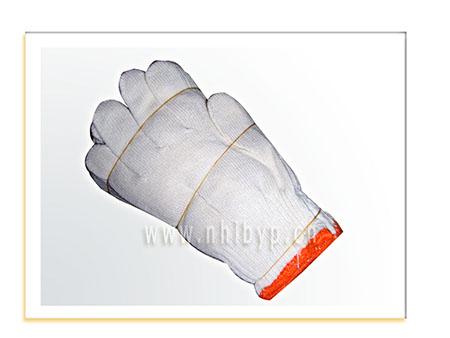 加密纯绵线手套