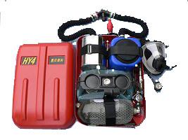 HY4 正压氧气呼吸器(原型号AHG-4A)