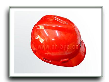 塑钢V形劳保安全帽