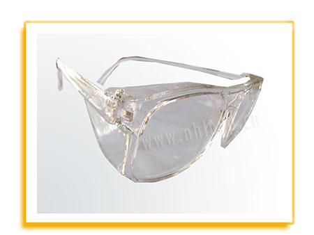 宽边防尘眼镜