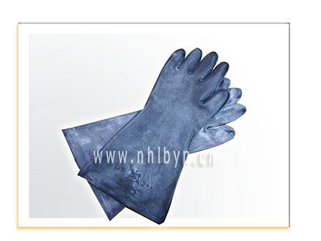 劳保耐油手套-橡胶耐油手套