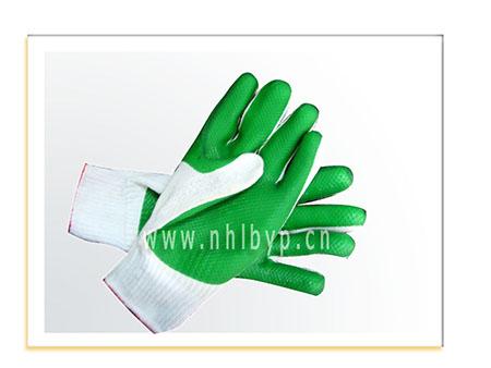 浸胶防滑耐磨手套