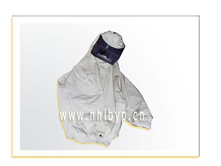帆布喷砂衣-打砂衣-喷砂服-防砂服-喷砂防护服