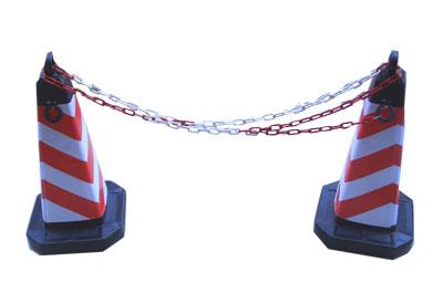 重庆警示链-塑料警示链