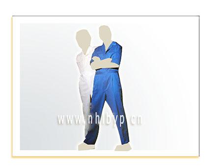 连体职业装-工装-工服-订做工作服