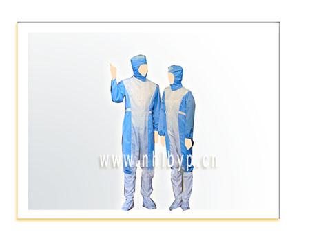 防静电工作服-防尘防静电连体工作服