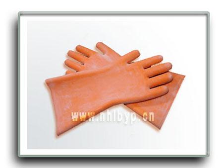 劳保绝缘手套-35KV橡胶绝缘手套