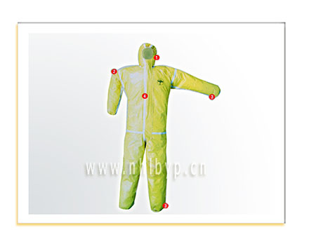 防护<化>服-杜邦防酸碱粉尘防护服