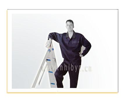 NH0302款涤棉工装(深灰)职业装-工装-工服-订做工作服