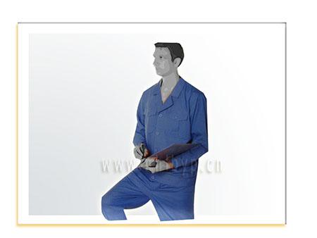 NH0308款长袖涤府职业装-工装-工服-订做工作服