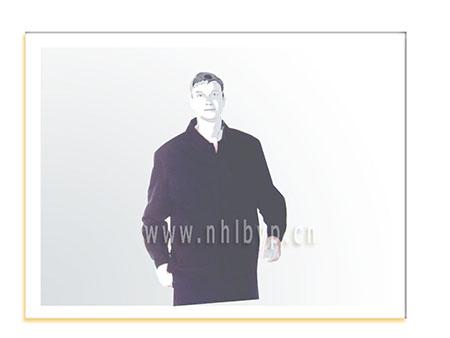 NH0507款纯棉休闲夹克职业装-工装-工服-订做工作服